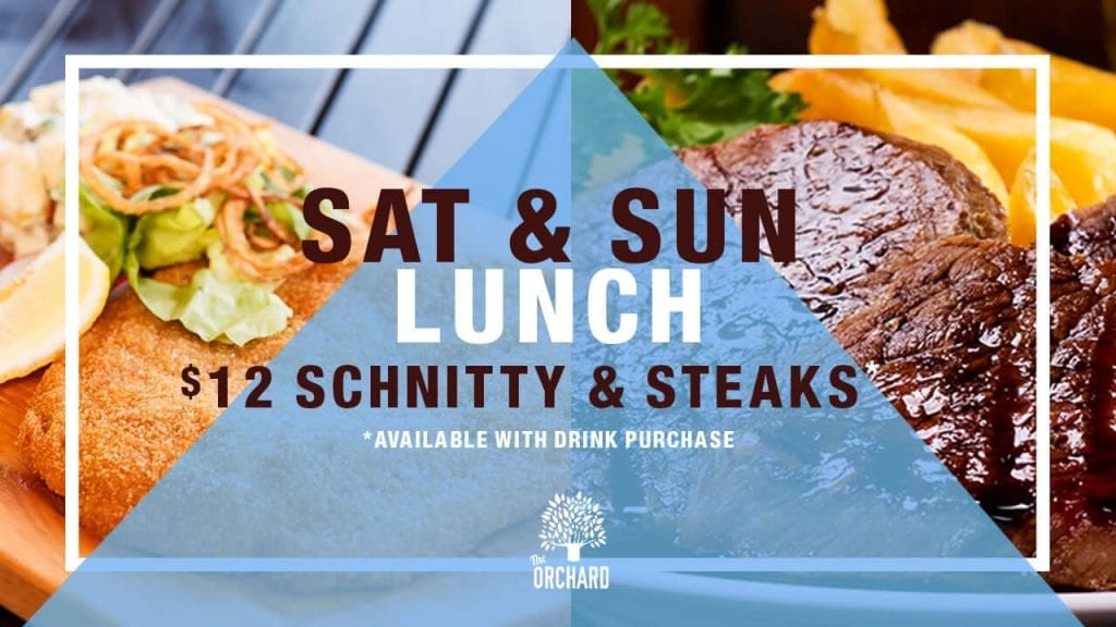 Weekly Meal Deals Sat And Sun Lunch 2017 03 03