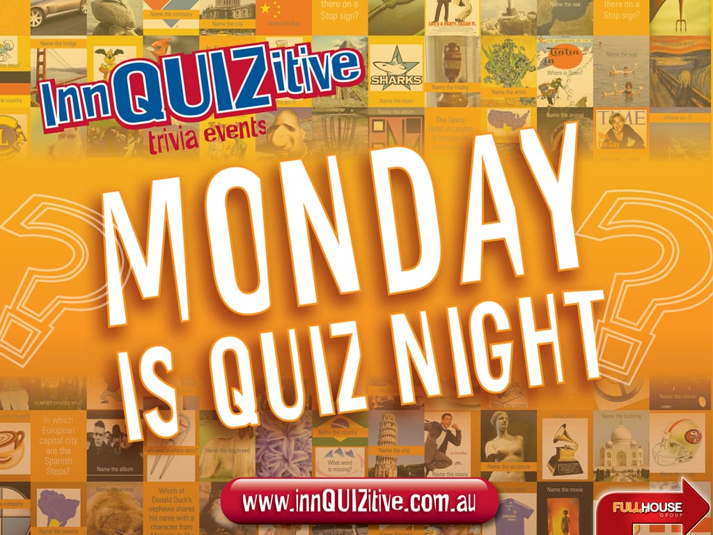 Innquizitive Blindscreen Monday