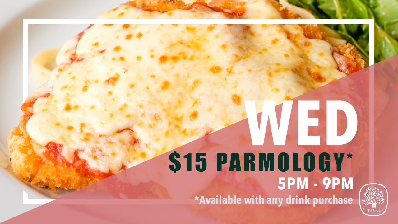 Weekly Meal Deals Wed Parmology 2019 02 11
