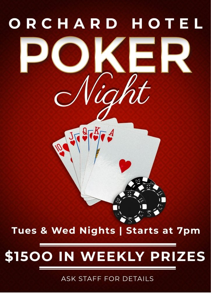 Whats On Weekly Poker 2021 06 24